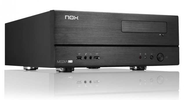 Nox lanza el chasis Media HD