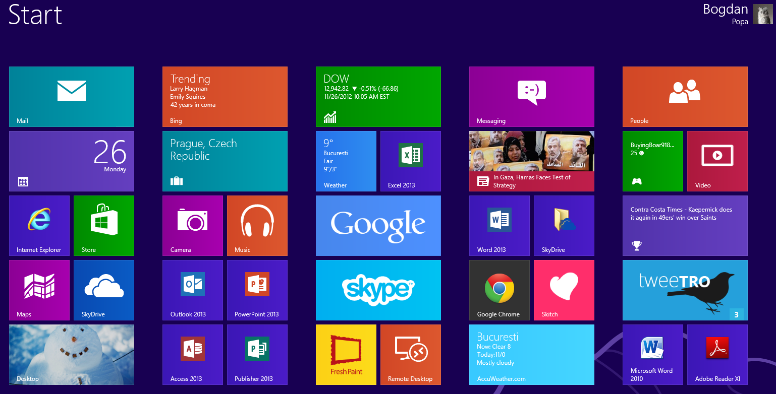 Windows 8 supera a Windows 7 con 40 millones de copias vendidas