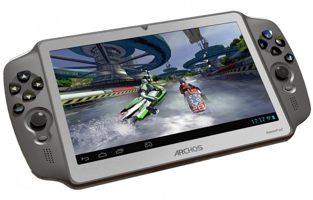 Archos GamePad 619x396 Archos GamePad ya a la venta por 149.99 euros