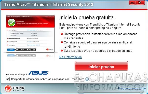 Asus EeeBox 1503 Trend Micro Titanium Internet Security 2012 29