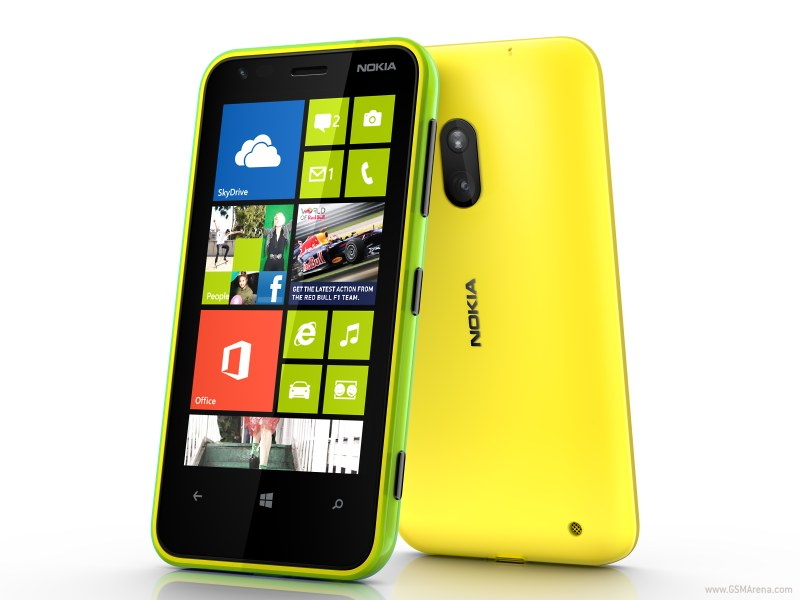 Desvelado el Nokia Lumia 620