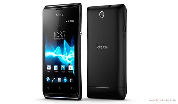 Sony Xperia E y Xperia E Dual anunciados oficialmente