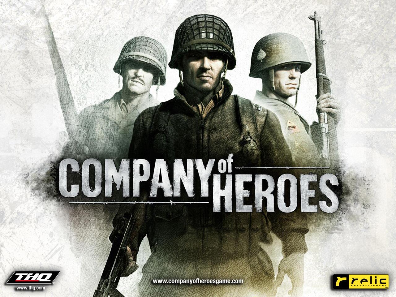 Descarga gratis Company of Heroes Gold Edition