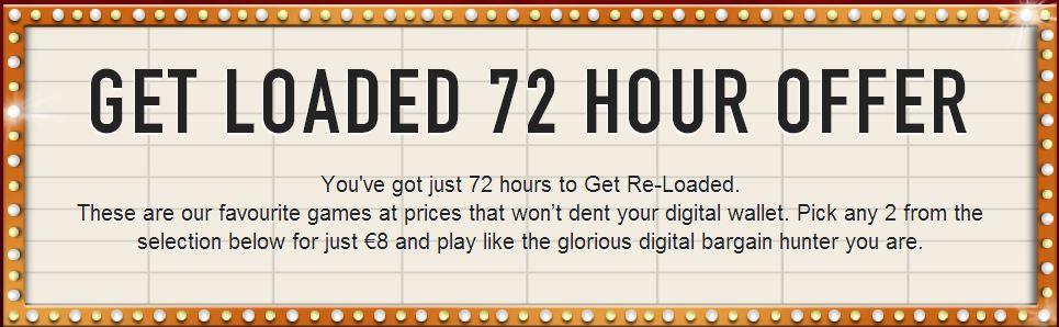 Monta tu pack de 2 juegos a 8 euros en Get Games
