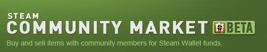 Steam lanza Community Market en fase Beta
