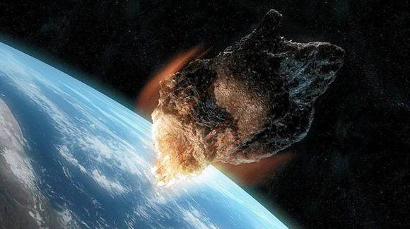Asteroide + Tierra