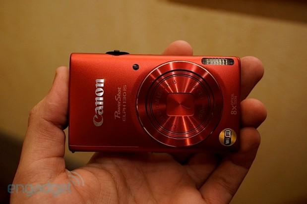 Canon PowerShot ELPH 130IS