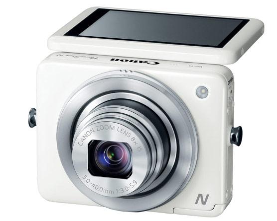 CES 2013: Canon PowerShot N