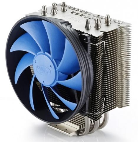 Deepcool anuncia su disipador CPU GAMMAXX S40
