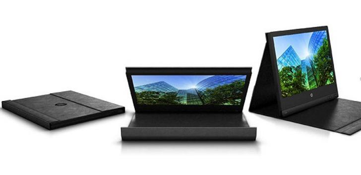 CES 2013: HP lanza su primer monitor HD USB, el U160