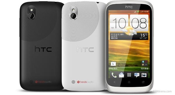 HTC anuncia su Smartphone low-cost Desire U