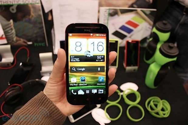HTC One VS