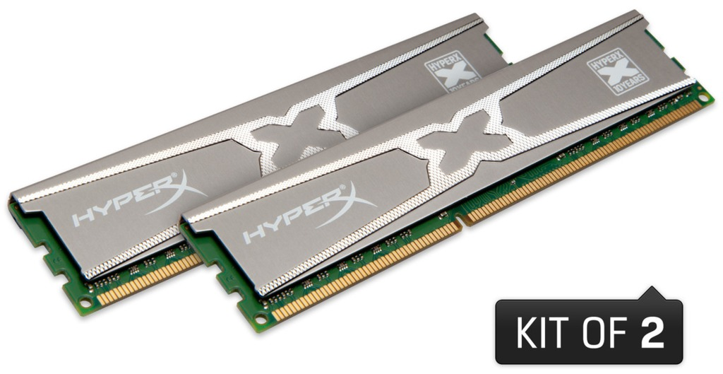 CES 2013: Kingston presenta su memoria HyperX 10th Anniversary Edition