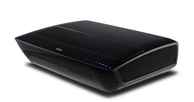 CES 2013: LG presenta su proyector láser Hecto