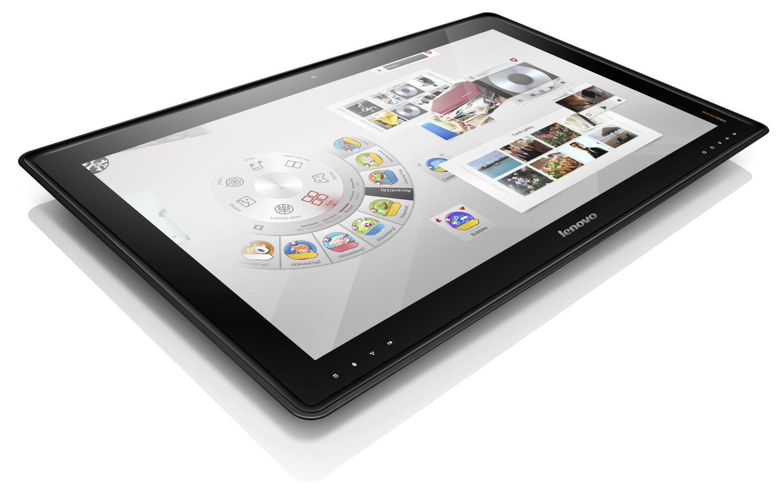 CES 2013: Lenovo presenta una gigantesca tablet de 27 pulgadas