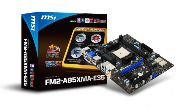 MSI A85XMA-E35
