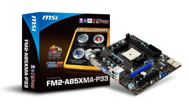 MSI A85XMA-P33
