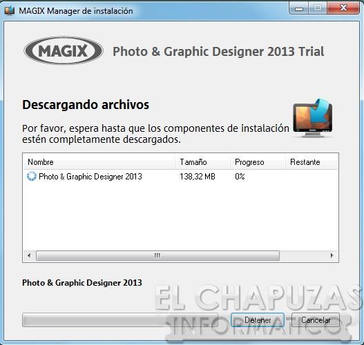 Magix Photo Graphic Designer 2013 Instalación 02 3