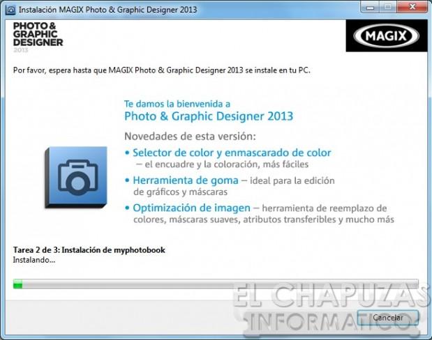 Magix Photo Graphic Designer 2013 Instalación 03 619x488 4