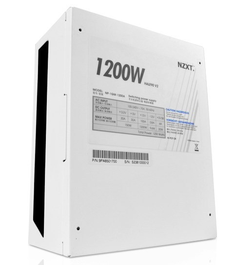 NZXT Hale90 V2 1200W