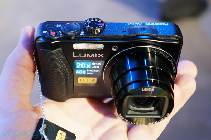 Panasonic Lumix DMC-ZS25 (1)
