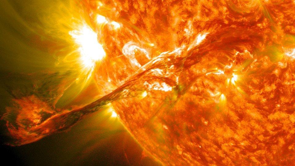 Las mejores imágenes del Universo que nos dejó el 2012