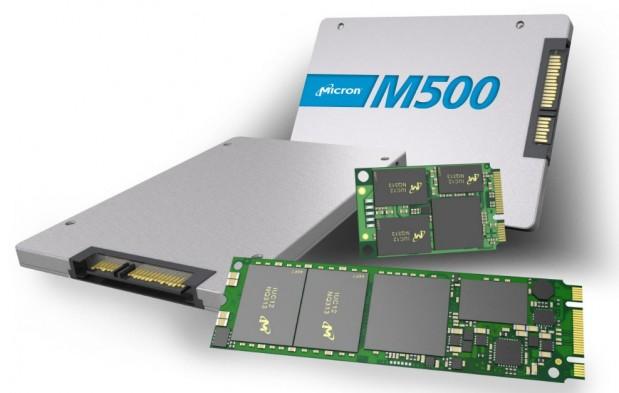 SSD Micron M500