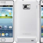 CES 2013: Samsung Galaxy S II Plus desvelado