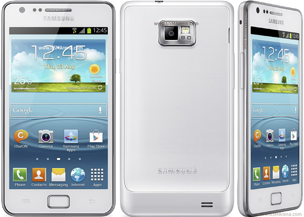 Samsung Galaxy S II Plus (1)