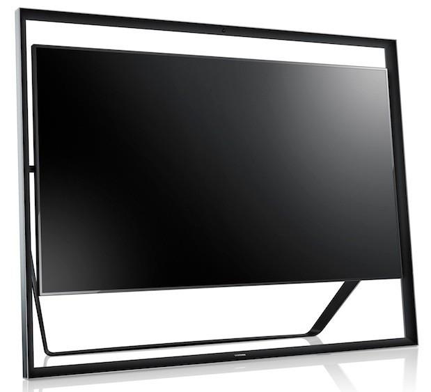 CES 2013: Televisor UHDTV Samsung S9 de 85 pulgadas