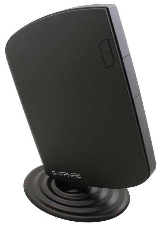Sapphire anuncia su Mini-PC EDGE HD4