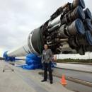 El turismo espacial llegará en 2015 con SpaceX