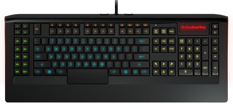 CES 2013: SteelSeries presenta sus teclados gaming Apex y Apex [RAW]