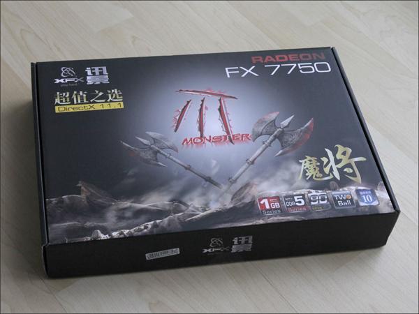 XFX Radeon FX 7750 Monster (1)