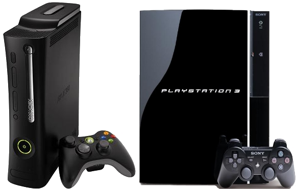 PlayStation 3 supera a la Xbox 360 en ventas