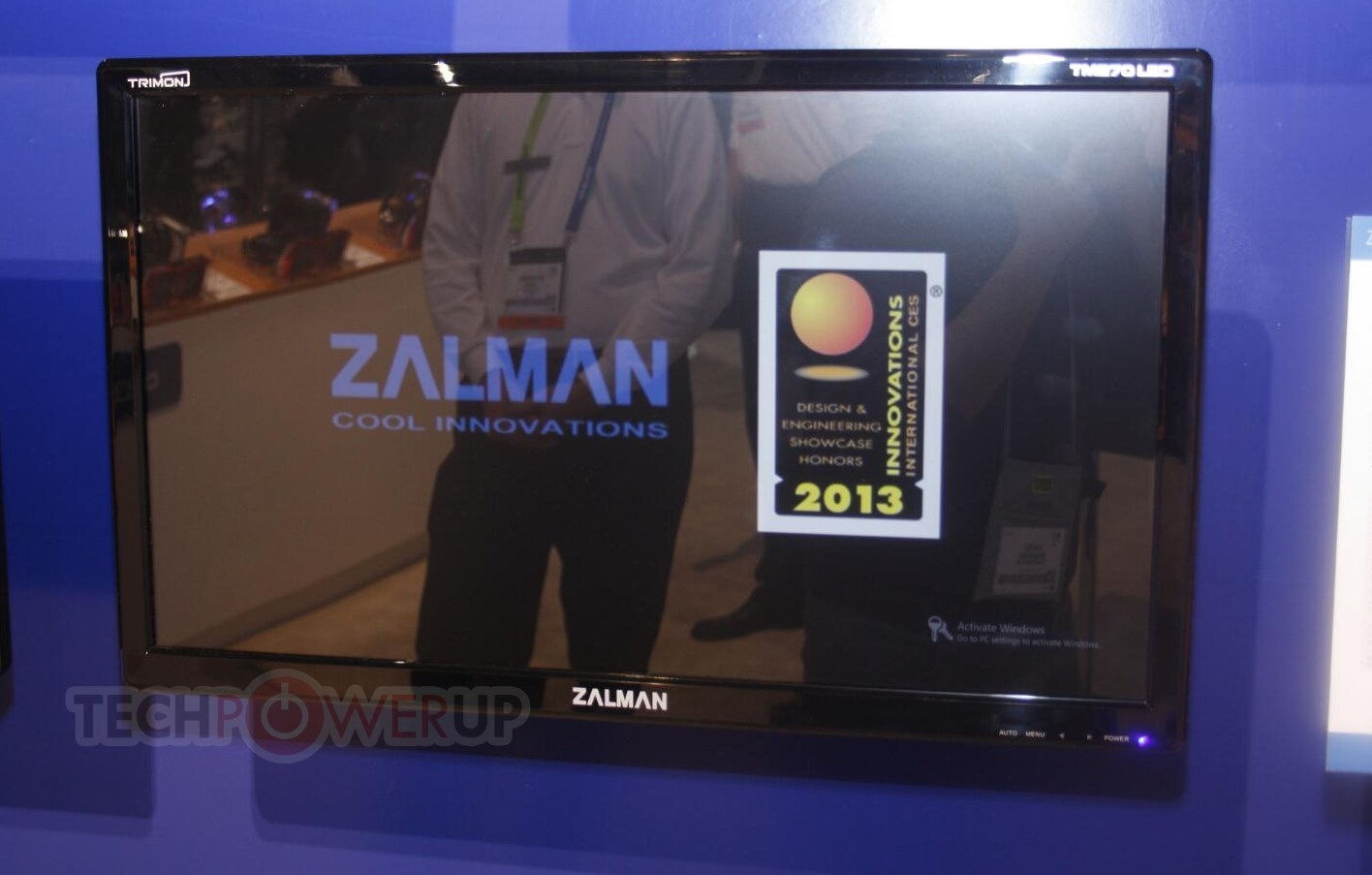 Zalman TM270VA