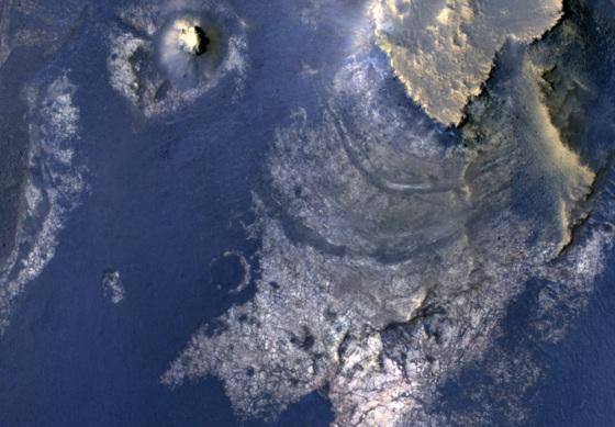 agua marte crater mclauglin. 0