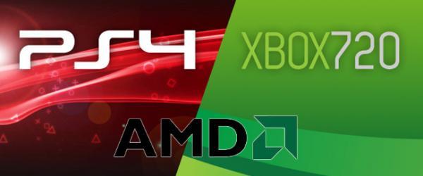 Las consolas otorgan un 20% de los beneficios de AMD