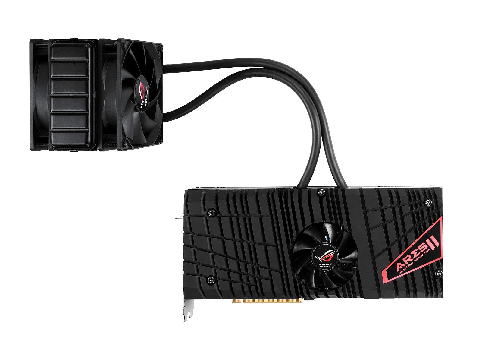 CES 2013: Asus desvela la ROG ARES II Dual Radeon HD 7970