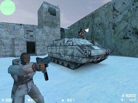 Counter Strike 1.6 está disponible para Linux
