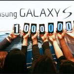 Samsung ha vendido 100 millones de dispositivos Galaxy S