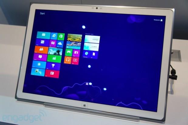 tablet 4K de Panasonic (1)