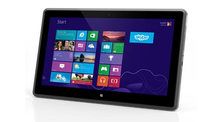 CES 2013: Vizio presenta un Tablet 1080p con Windows 8 Pro