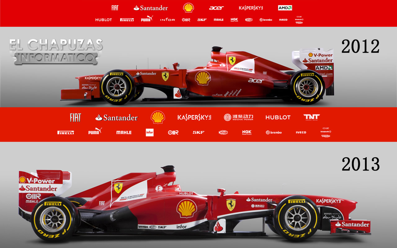 AMD Ferrari
