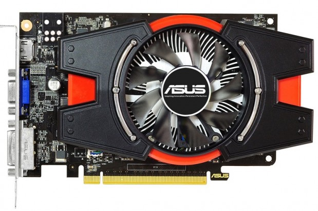 Asus GeForce GTX 650-E 1