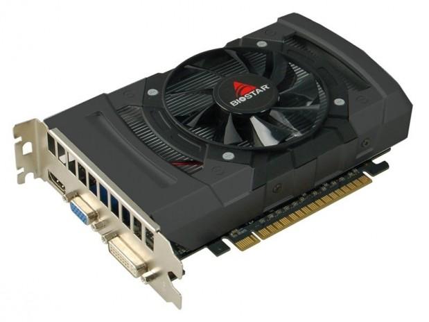 BioStar GeForce GT 630