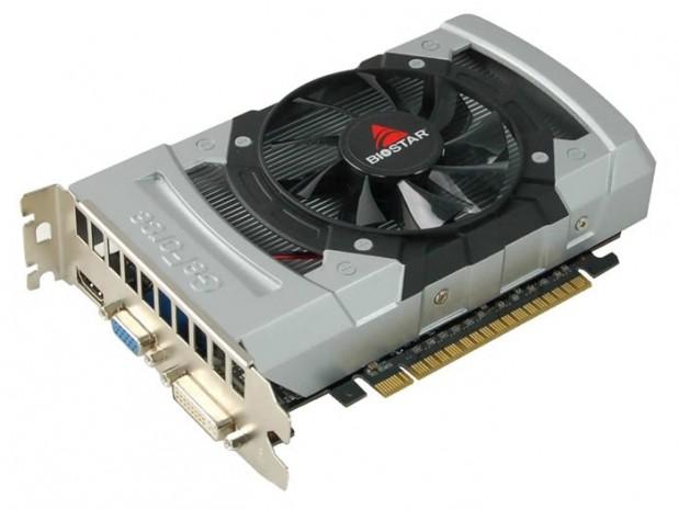 BioStar GeForce GT 640