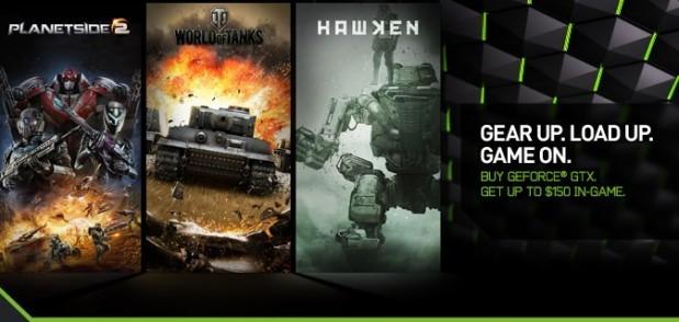 Bundle de juegos Nvidia