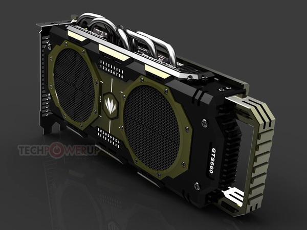 lchapuzasinformatico.com wp content uploads 2013 02 Colorful GeForce GTX 660 Glorious Mission 01 0