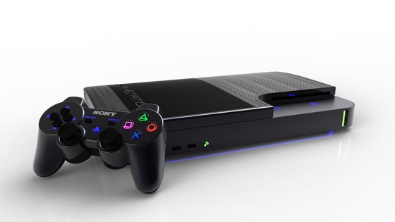 Concepto PlayStation 4
